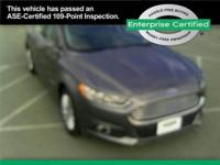 2013 Ford Fusion 4dr Sdn SE Hybrid FWD 4dr Sdn SE