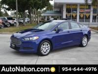 2013 Ford Fusion Our Location is: AutoNation Ford