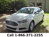 2013 Ford Fusion Energi SE Luxury Features: Energi -