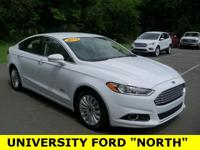 2013 Ford Fusion Energi, CLEAN Carfax, Extended