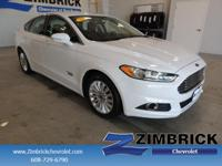 Options:  2013 Ford Fusion Energi 4Dr Sdn Se Luxury|4