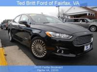FORD CERTIFIED**, NAVIGATION**, POWER MOONROOF**, BLIND