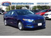 2013 Ford Fusion Hybrid 4D Sedan SE Hybrid Our Location