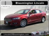 New Price! 2013 Ford Fusion Hybrid SE Electrochromic