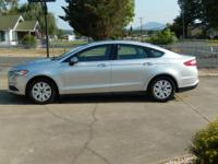This is a mid size sedan fwd, 4 cylinders, automatic,