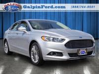 2013 Ford Fusion SE 4D Sedan SE Our Location is: Galpin