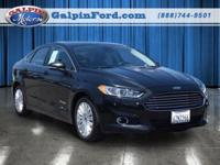 2013 Ford Fusion SE 4D Sedan SE Hybrid Our Location is: