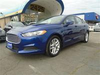 Up for sale is a 2013 Ford Fusion SE! This Fusion only