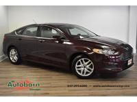 Bordeaux Reserve 2013 Ford Fusion SE FWD 6-Speed
