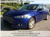 2013 Ford Fusion SE 1.6 Turbo, Moonroof with universal