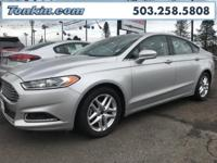 2013 Ford Fusion SE Red Metallic 2.5L iVCT  KBB Fair