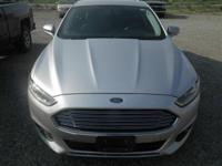 Recent Arrival! *LEATHER*, Fusion SE, 4D Sedan,