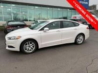 Recent Arrival! 2013 Ford Fusion SE 2.5L iVCT 6-Speed
