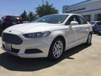 Options:  2013 Ford Fusion Se|This Fusion Is Super