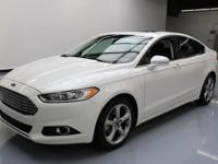 2013 Ford Fusion with SE MyFordTouch Technology