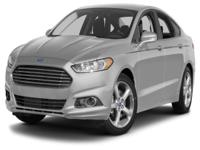 Options:  2013 Ford Fusion Se|Miles: 81370Color: