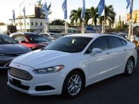 Options:  2013 Ford Fusion Se|Come And Visit Us At