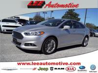 Test drive this 2013 Ford Fusion located at Lee
