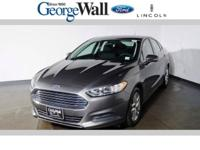 George Wall Ford Lincoln is honored to present a