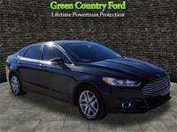 Options:  2013 Ford Fusion Se|Like The Feeling Of