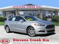 Options:  2013 Ford Fusion Se Sedan|Silver|4-Cyl