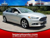 6-Speed Automatic. 2013 Ford Fusion SE SilverAwards:*