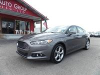 Options:  2013 Ford Fusion One Look At Our Great