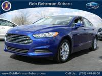 WEEKLY SPECIAL !!! THIS VERY CLEAN 2013 FORD FUSION SE