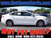2013 FORD Fusion Sedan Our Location is: Matthews-Currie