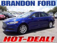 This Fusion SE was bought here brand new, then just got