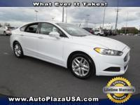 2013 Ford Fusion Sedan SE Our Location is: Auto Plaza