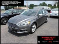 2013 Ford Fusion Sedan SE Our Location is: Wabash