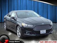 2013 Ford Fusion Titanium 4D Sedan Titanium Our