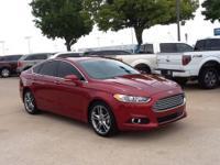 You can find this 2013 Ford Fusion Titanium and many