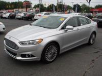 The Ford Fusion Titanium AWD is the highest of its