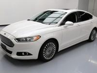 This awesome 2013 Ford Fusion comes loaded with the
