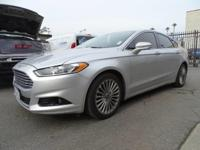 Options:  2013 Ford Fusion| This Is It. Carfax Buyback