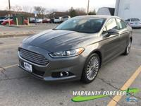 6-Speed Automatic. Equipment Group 400A, Moonroof, and