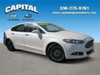 Recent Arrival! CARFAX One-Owner. Clean CARFAX. 33/22