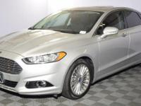 6-Speed Automatic. Clean CARFAX. Ingot Silver 2013 Ford