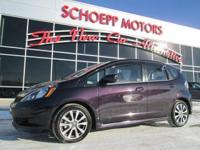 * Independently had, this like-new Honda Fit features a