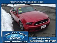 This 2013 Ford Mustang V6 Premium is proudly offered by
