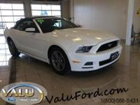 CONVERTIBLE, V6, AUTO, LEATHER, Shaker Audio, SYNC