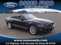 GORGEOUS ICONIC CONVERTIBLE MUSTANG! Comfort Package