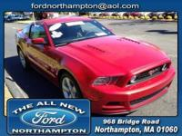 This 2013 Ford Mustang GT is proudly offered by Ford of