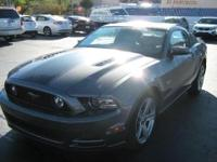 Ford Certified 2013 Mustang GT Premium Coupe with ONLY