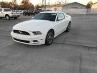 Excellent Condition. Performance White exterior and