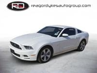 Treat yourself with our 2013 Mustang GT proudly