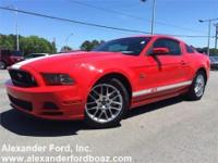 2013 Ford Mustang GT Coupe Premium. +++ Carfax
