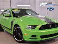 ***BOSS 302***, ***6 SPEED MANUAL***, ***3:73 LIMITED